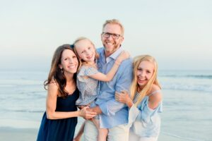 Amy Gray Photography - San Diego Beach Photography Family Picture