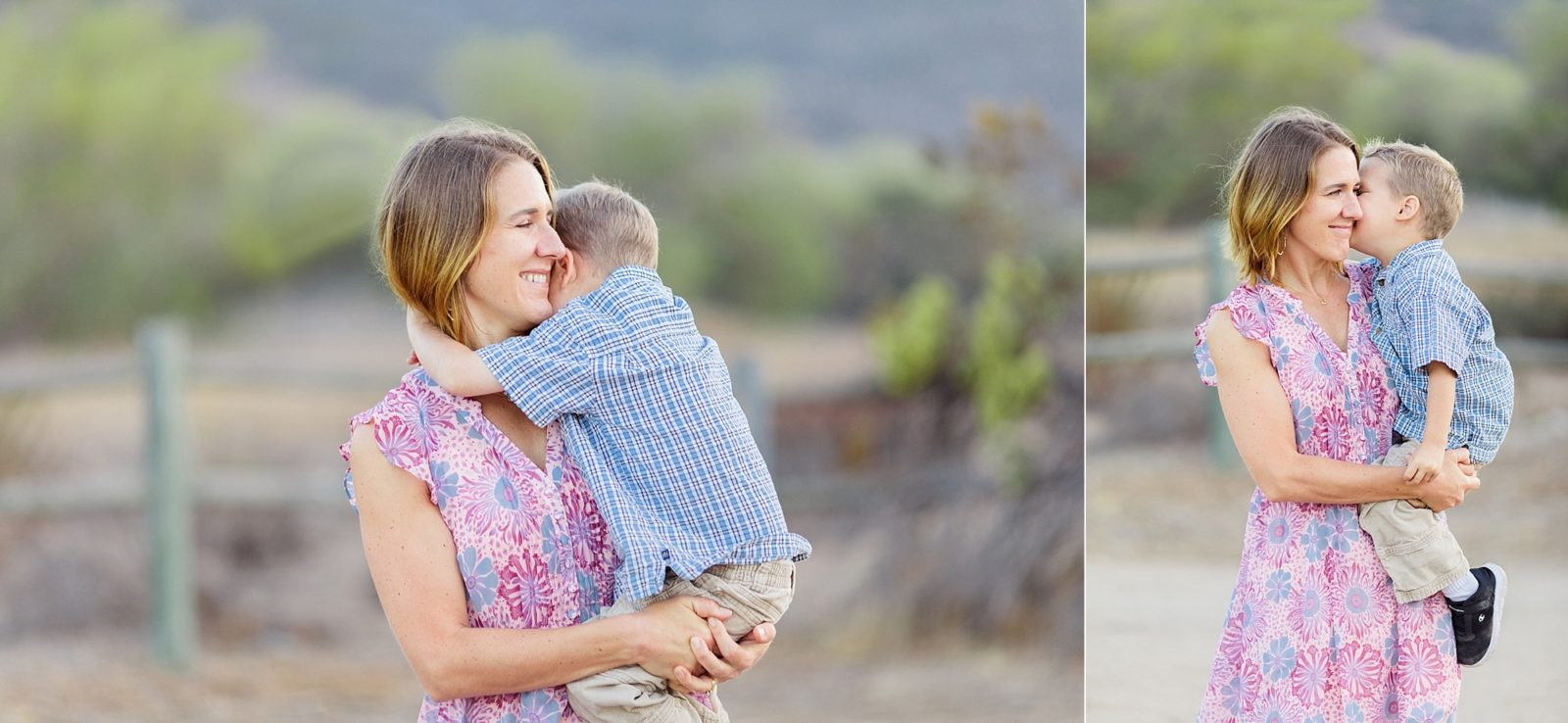 Mother and Son | San Diego Family Photography