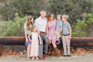 Cancer Survivor Family Photography