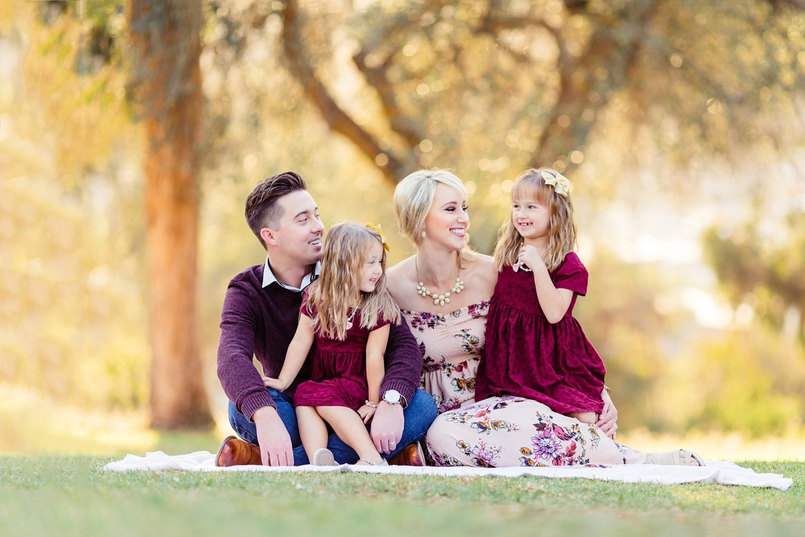 San Diego Photographers | Presidio Park Photography