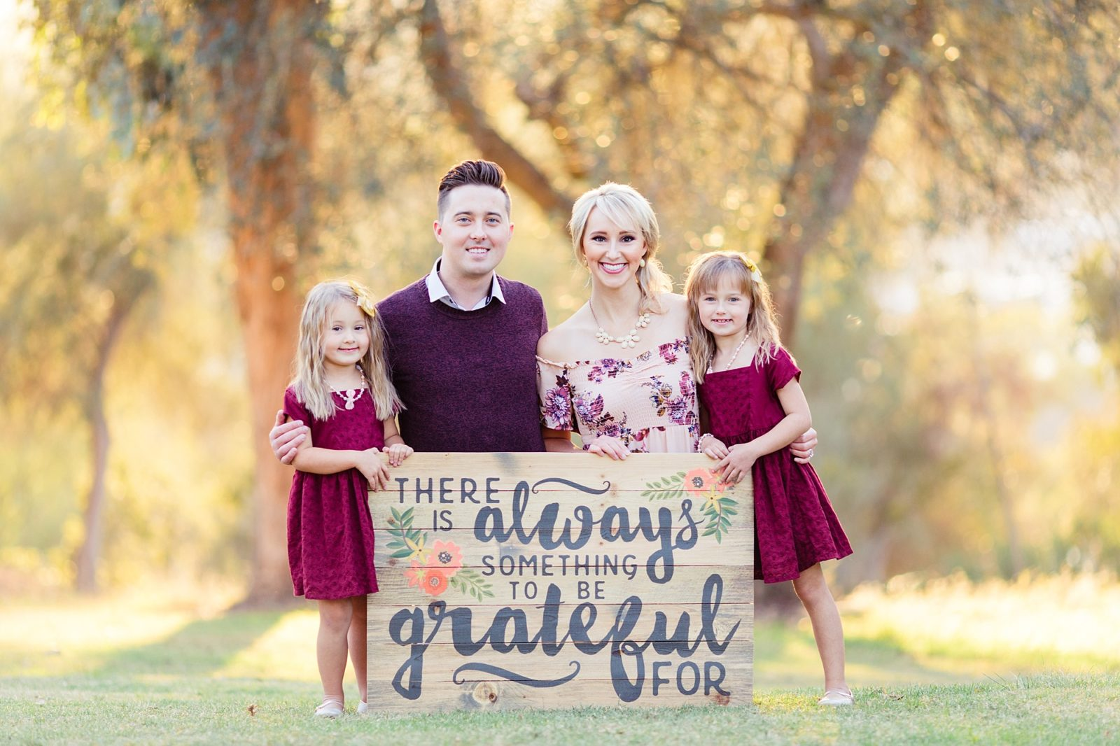 Thanksgiving | San Diego Family Photos