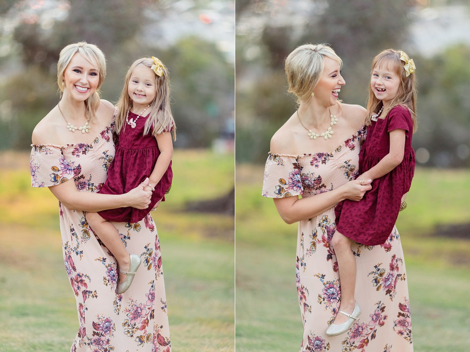 Mom and Daughter | San Diego Photographer