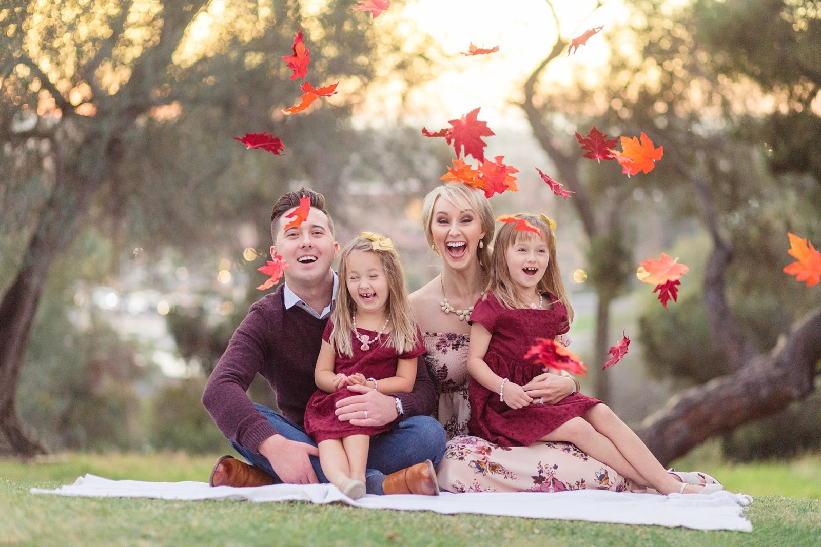 Fall in San Diego | San Diego Photographer