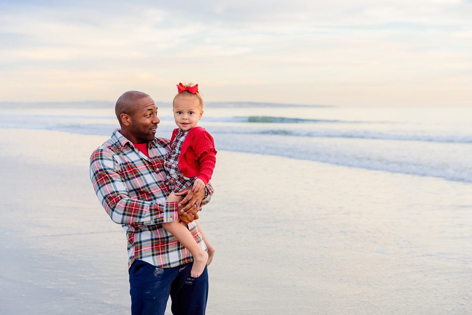 Daddy and Daughter | Hotel del Coronado Photographer