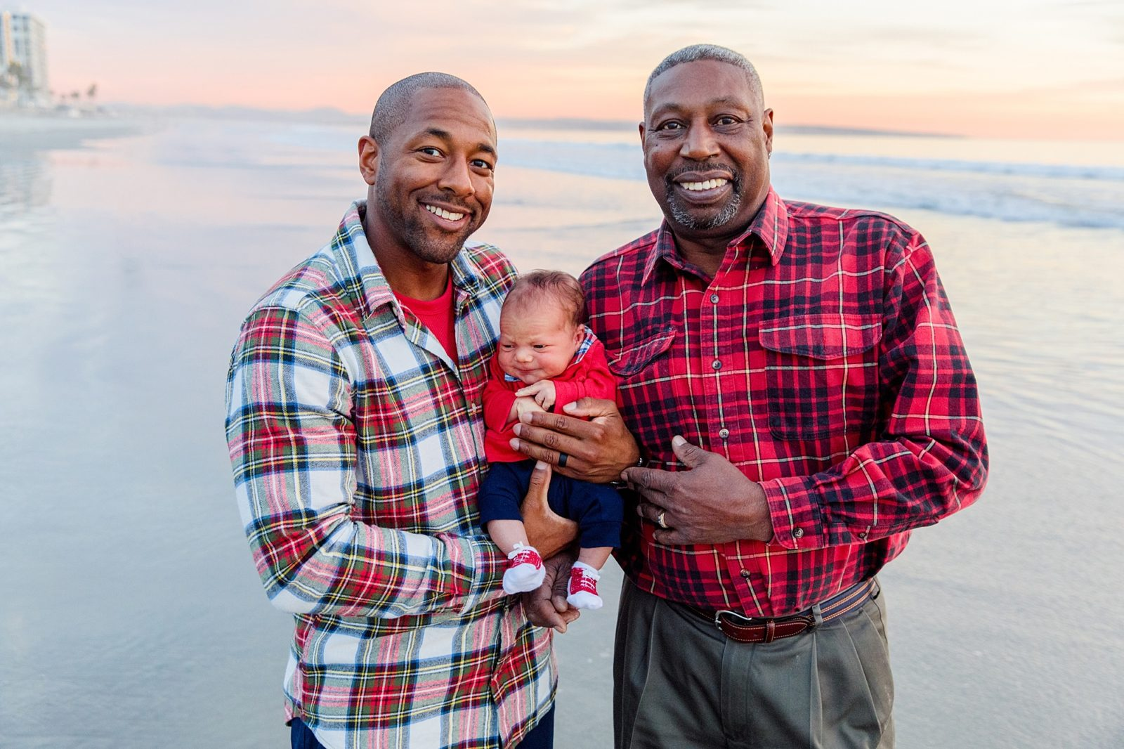 Three Generations | Hotel del Coronado