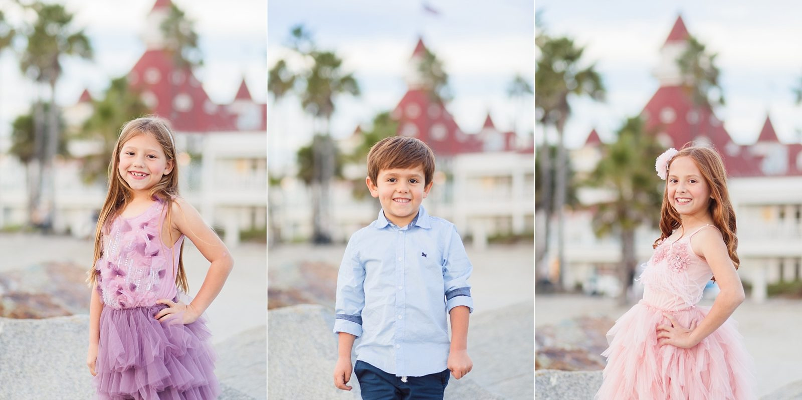 Child Photography in San Diego | Hotel del Coronado Photos