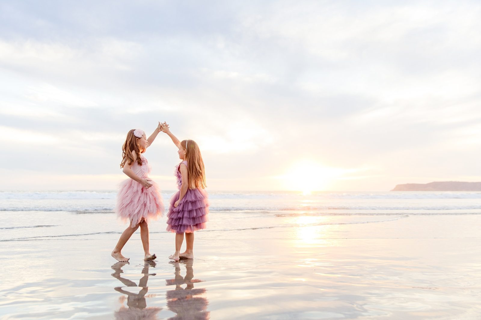 Dancing on the Beach | San Diego Photographer