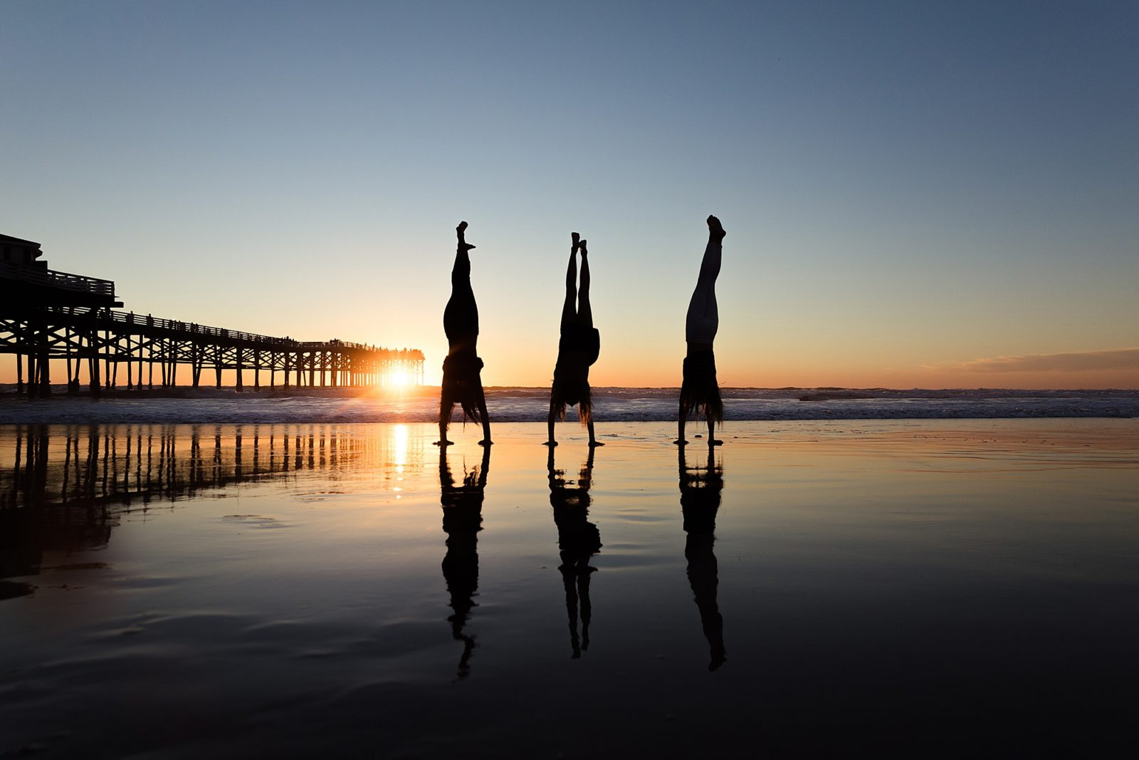 Handstands | San Diego Photographer