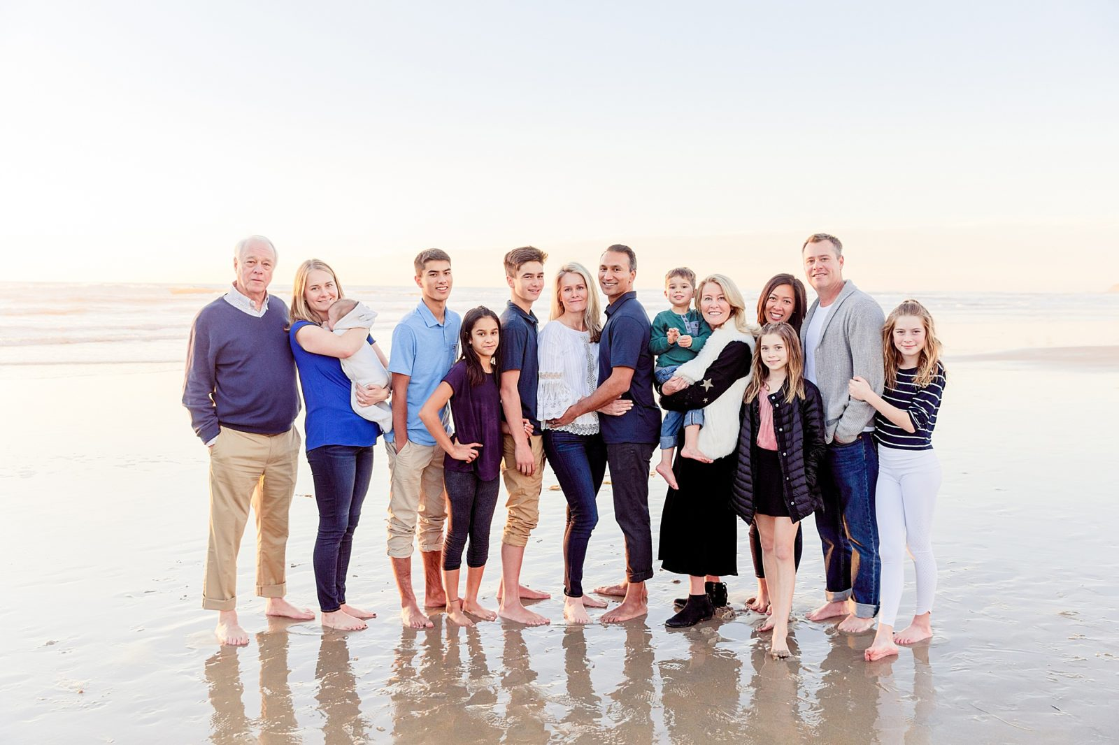 Extended Family Photos | San Diego Photographer