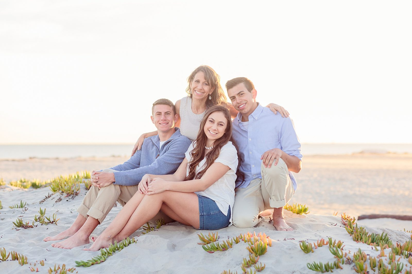 Family Beach Photography | Senior Photography San Diego