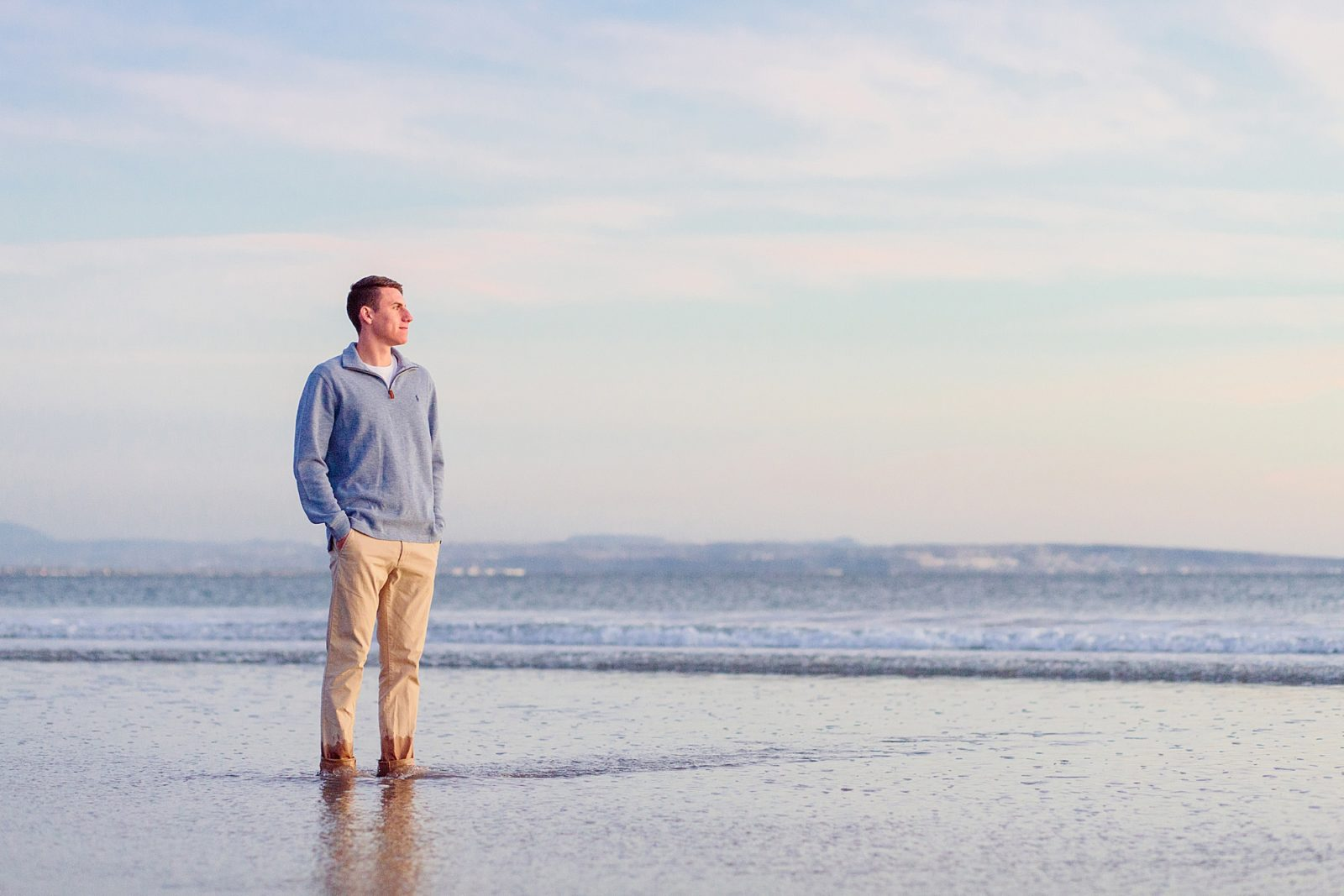 Beach Portraits | Senior Photography San Diego