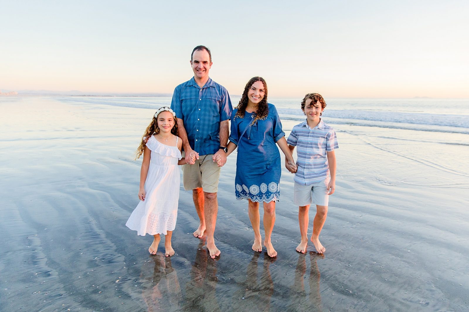 Family Photographer San Diego | San Diego Beach Photos