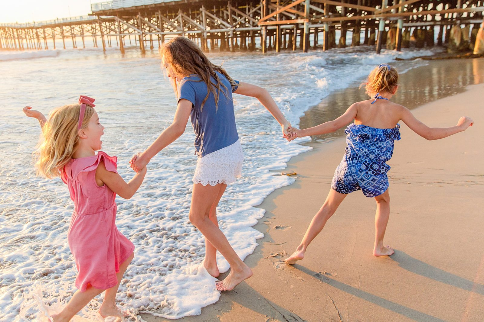 Kids on the Beach | Photography in San Diego