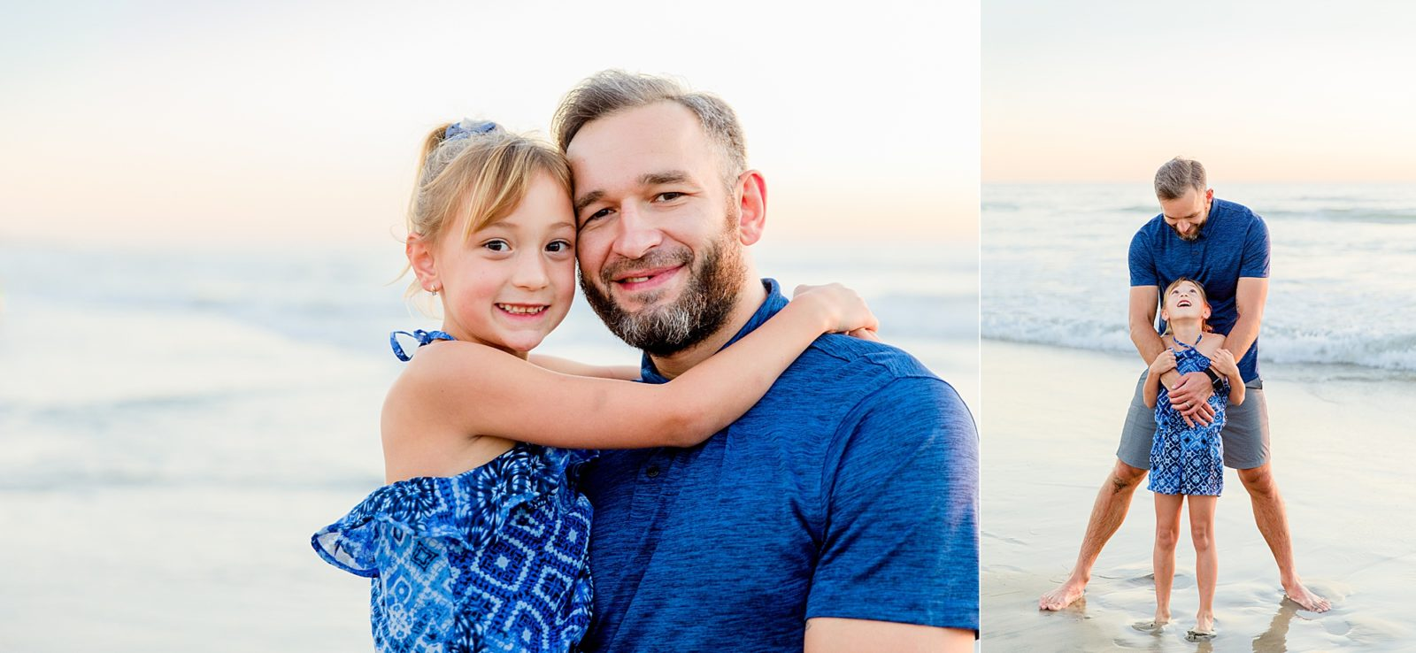 Dad and Daughter | Photography in San Diego