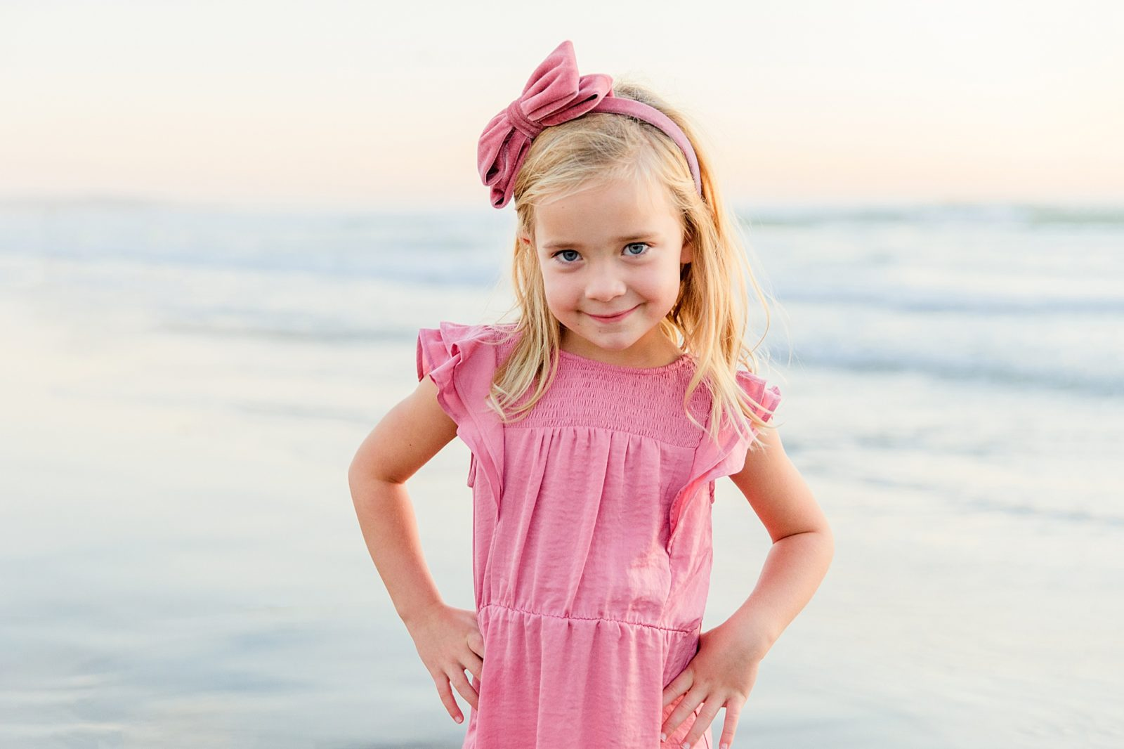Sweet Little Girl | Photography in San Diego