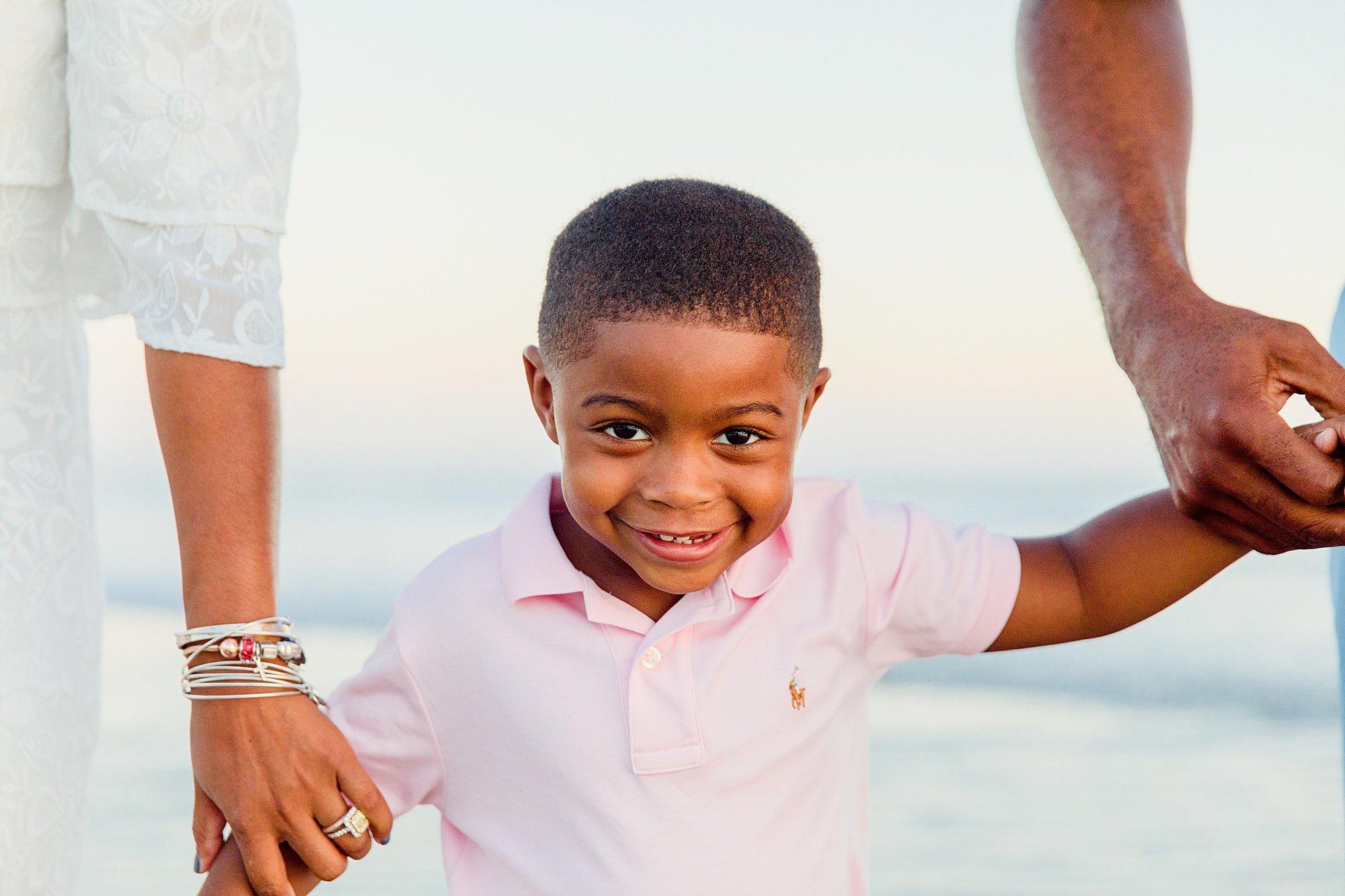 Boy on the Beach   San Diego Photographers