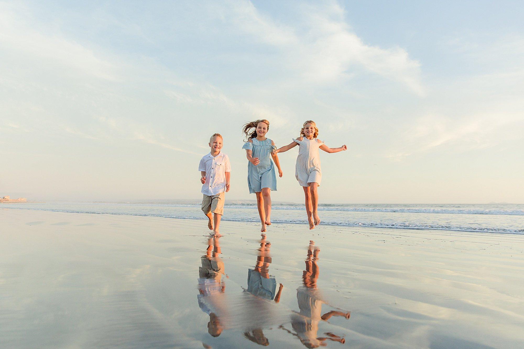 San Diego Family Photographer   San Diego Beach Photography