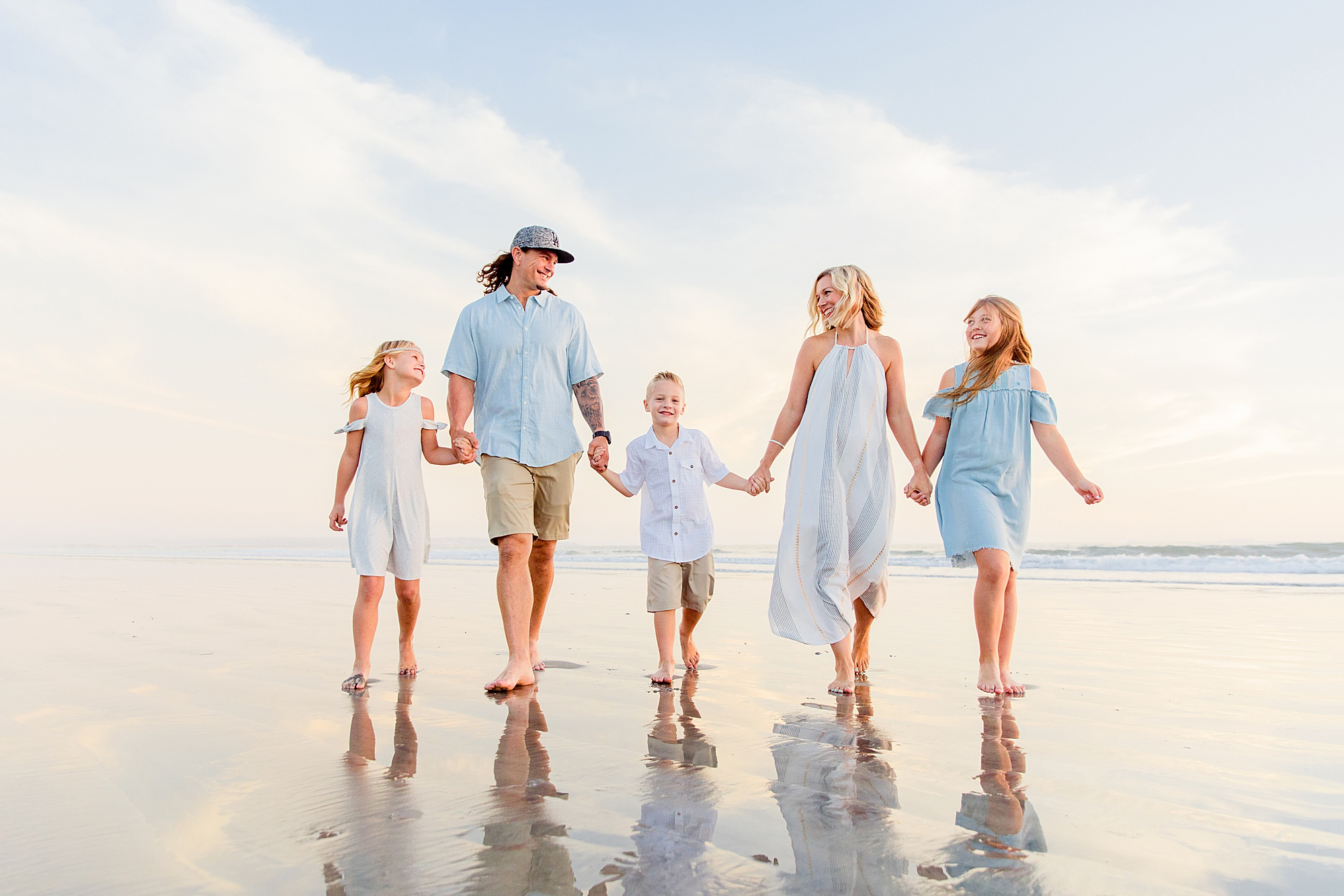 Family Photographer San Diego | San Diego Beach Photography