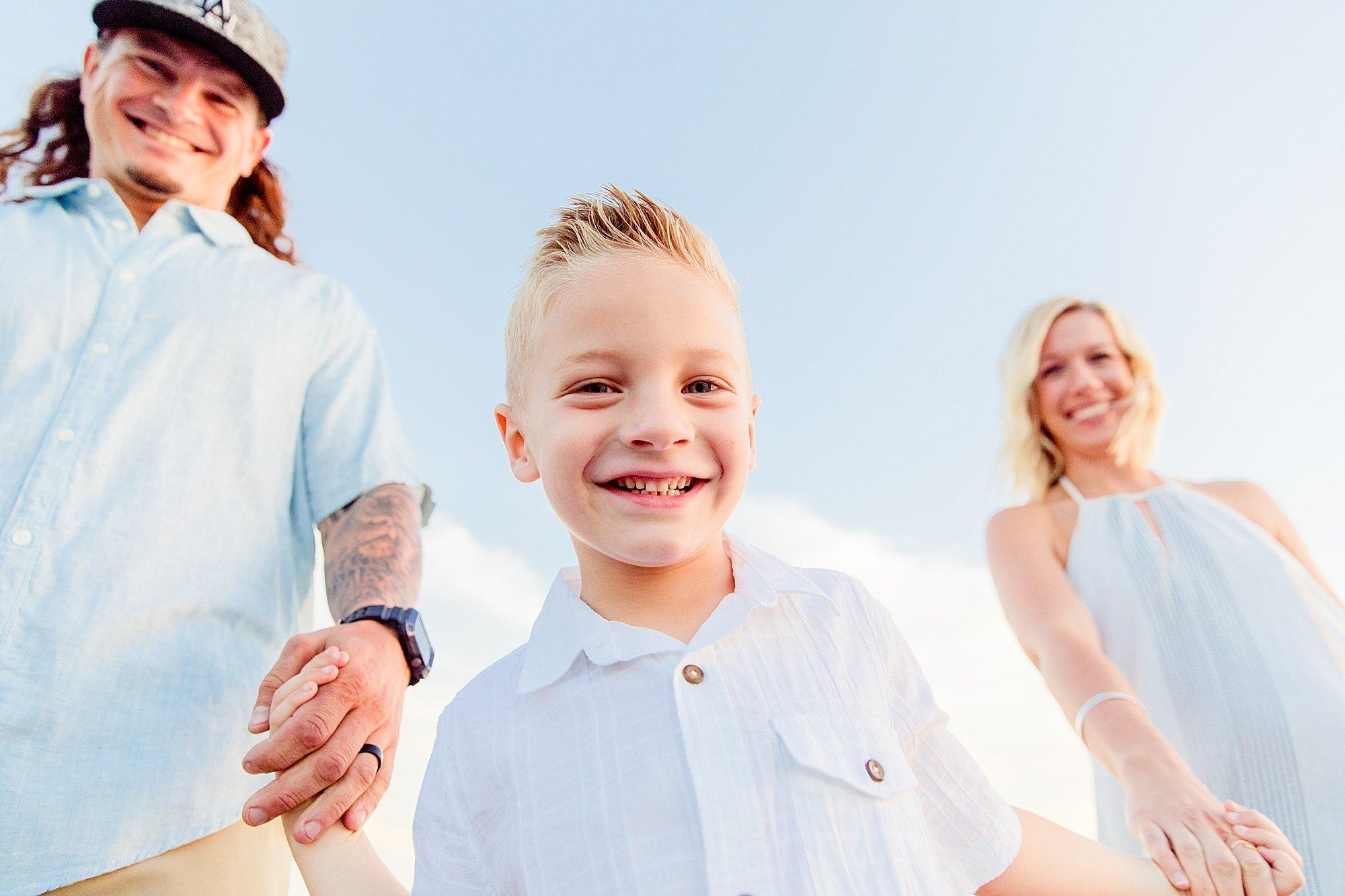 Family Photographer San Diego   San Diego Beach Photography