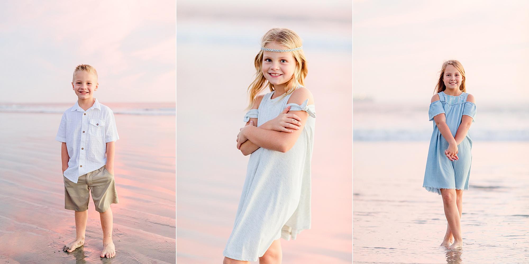 Child Photography San Diego | San Diego Beach Photography