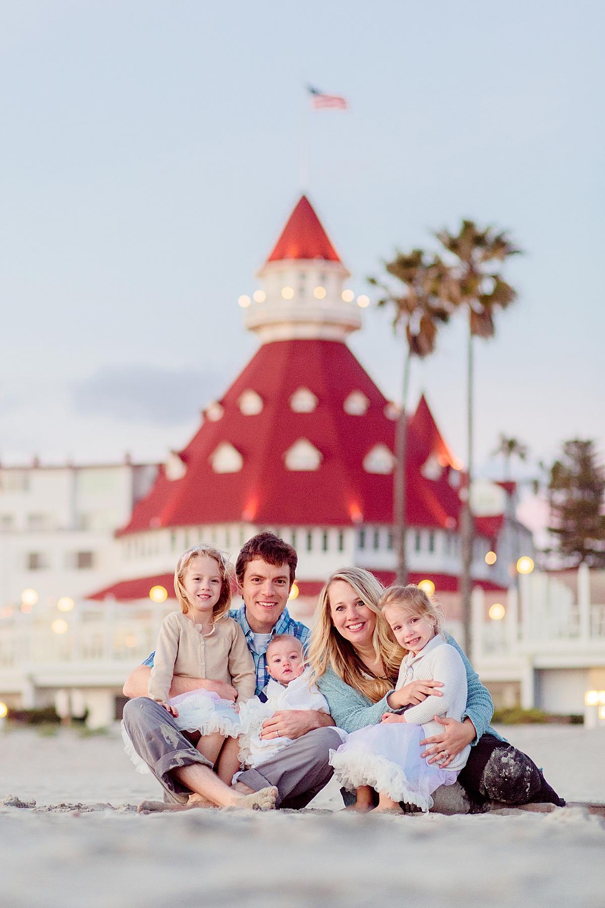 San Diego Photographer | Hotel del Coronado Photographer