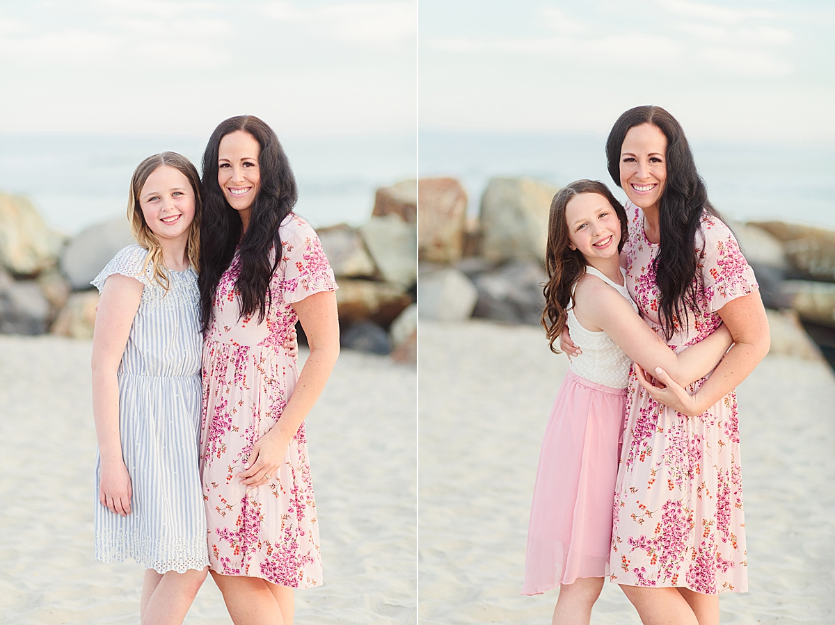 Mother-Daughter Photos | Photography in San Diego