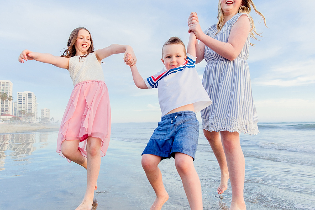 Family Beach Photos | Photography in San Diego