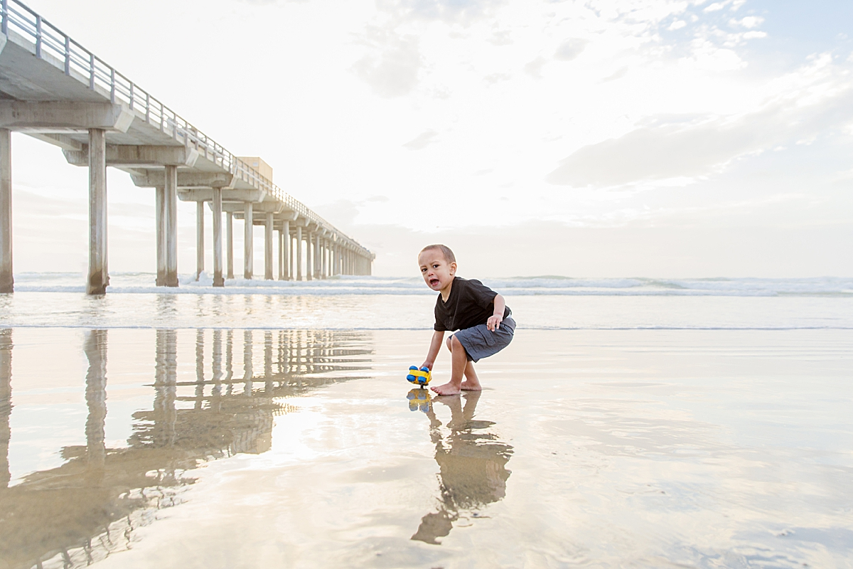 Scripps Pier Photography