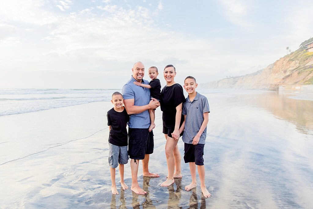San Diego Family Photoshoot