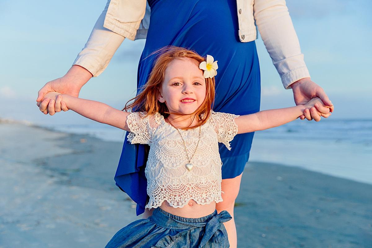 Family Photoshoot on Coronado