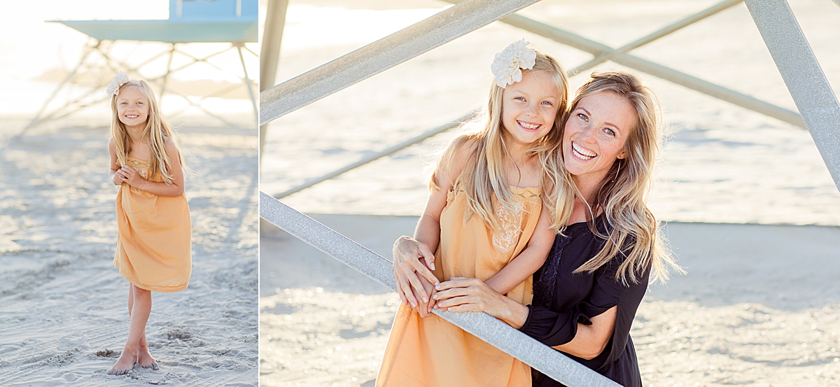 Mother and Daughter Photos in San Diego