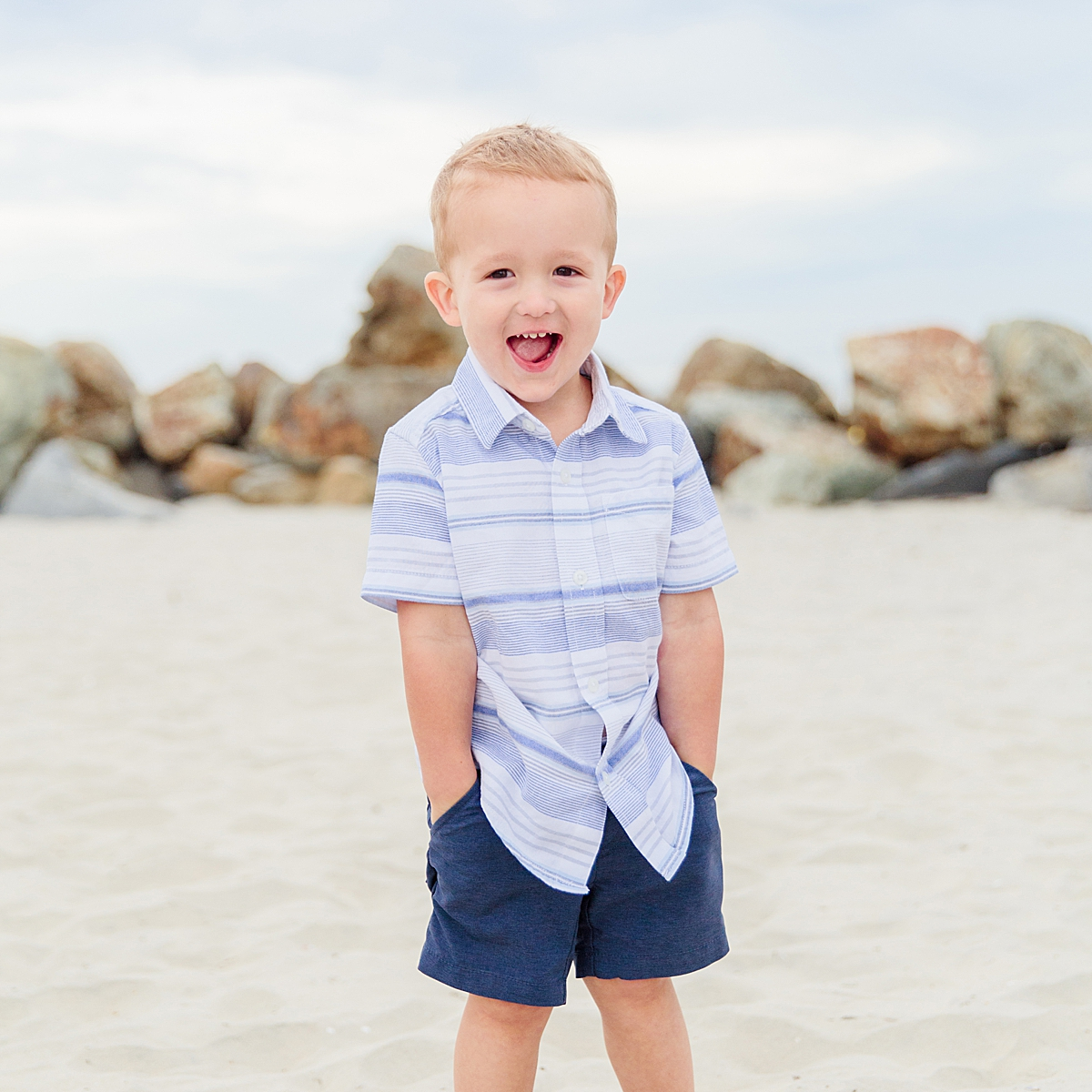 San Diego Family Photographer | Coronado Beach