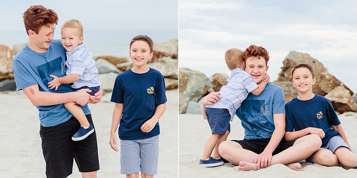 San Diego Vacation Photographer | Coronado Beach