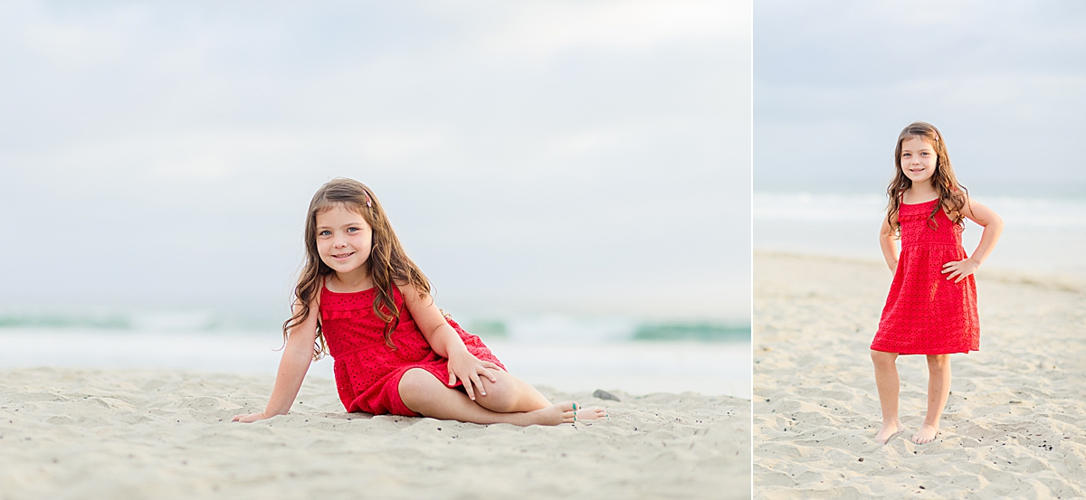 Vacation Photographer San Diego | San Diego Beach Photo