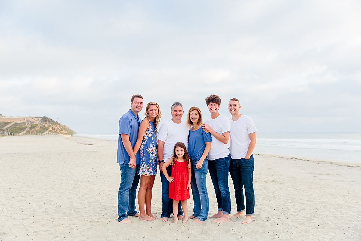 Beach Photographer San Diego | Encinitas Family Photo