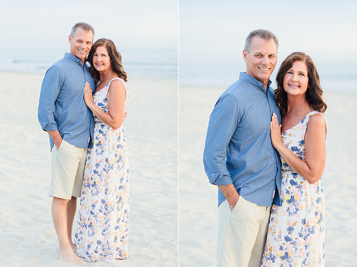 Couple Photography in San Diego on Coronado Beach