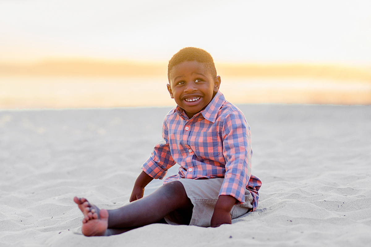 Professional Family Photos at Hotel del Coronado