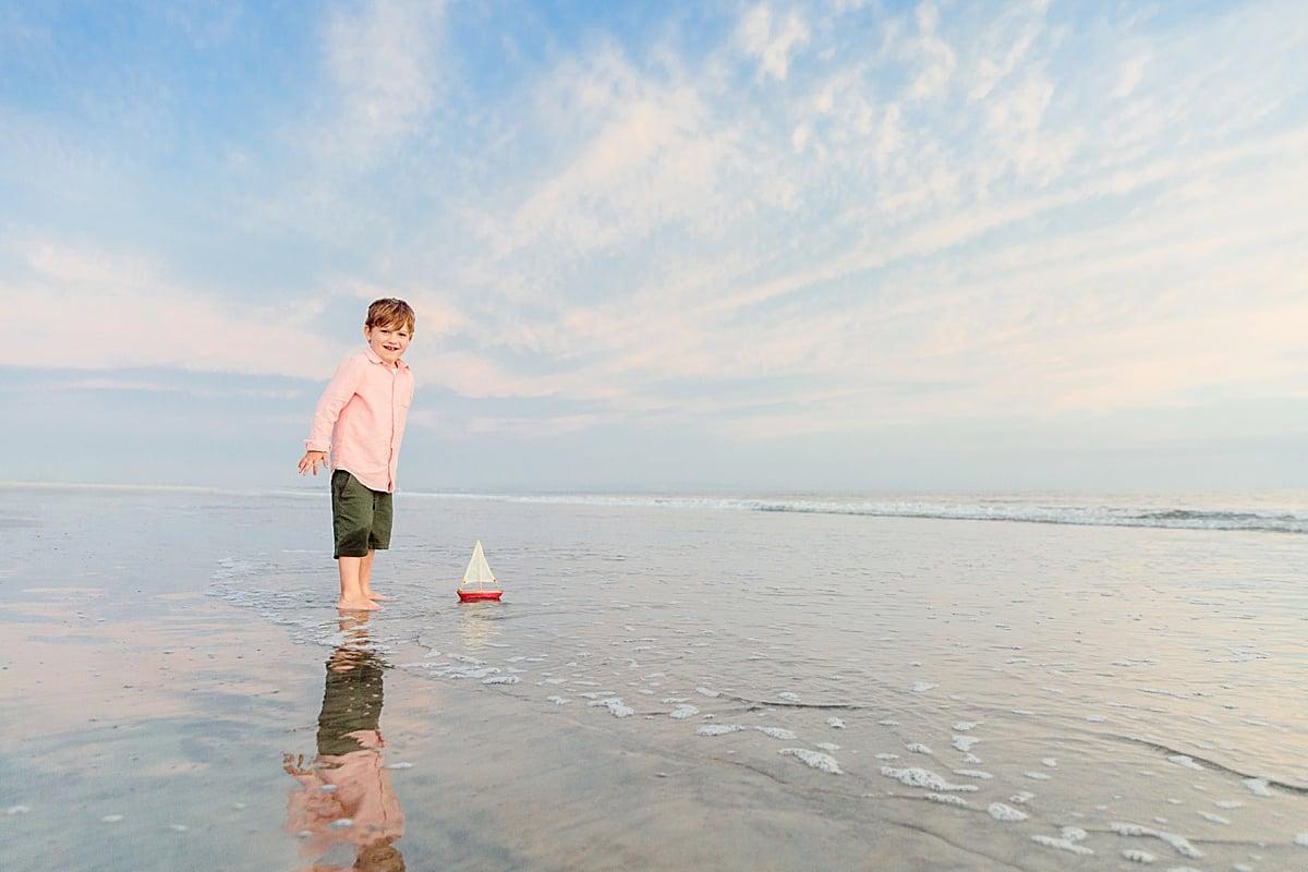 Beach Photoshoot San Diego