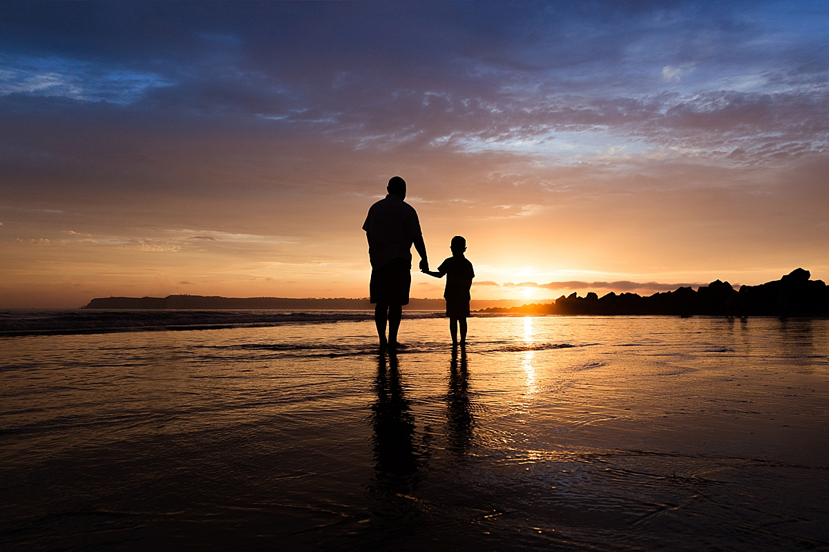 Father and Son | San Diego Photography
