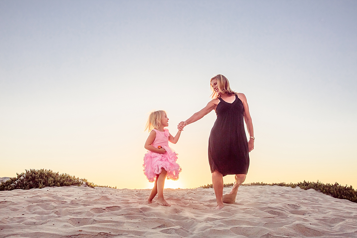 Mother Daughter | Coronado Child Photos