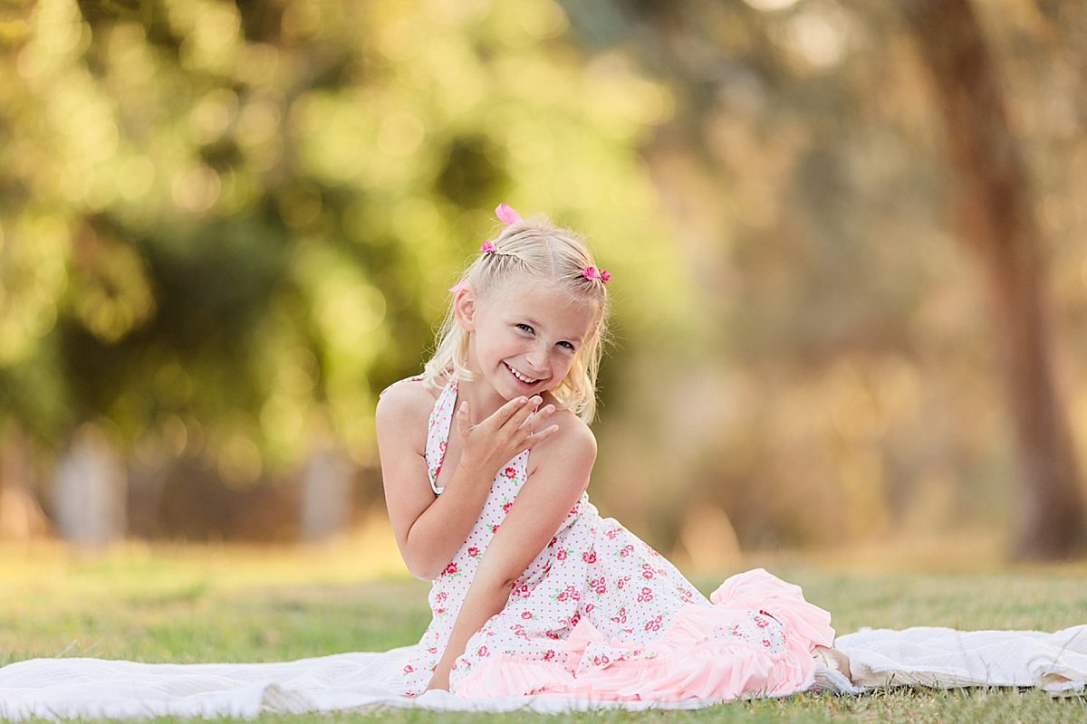 Child Photographer | Presidio Park San Diego