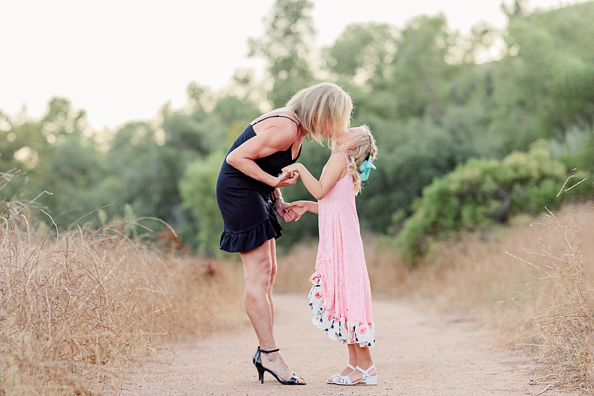 Mother Daughter Photos | Field Photos San Diego