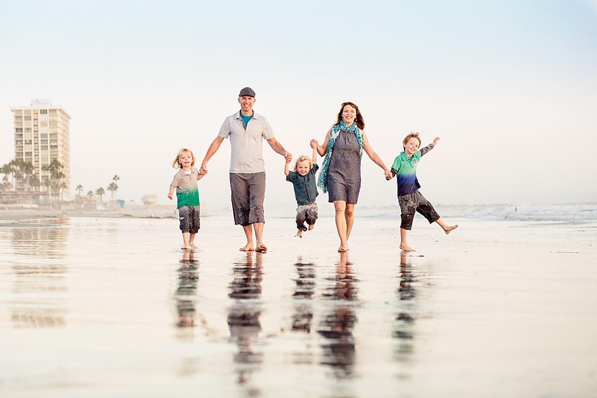 San Diego Photographer | Coroando Beach Photos