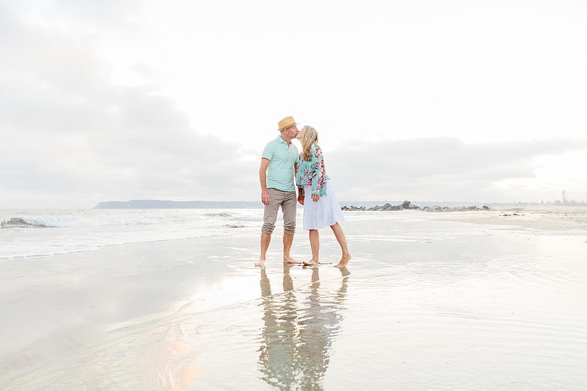 Engagement Photos on the Beach | San Diego Photography