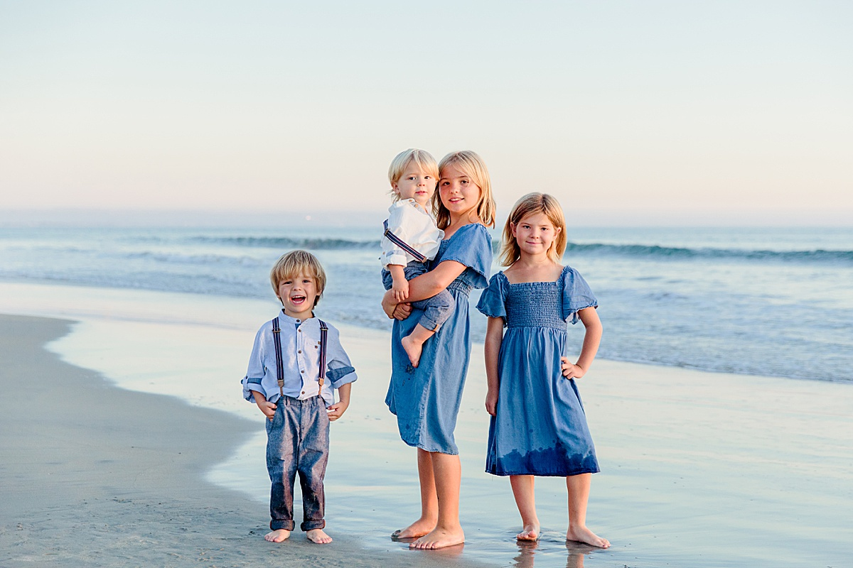 Brothers and Sisters | San Diego Photographer
