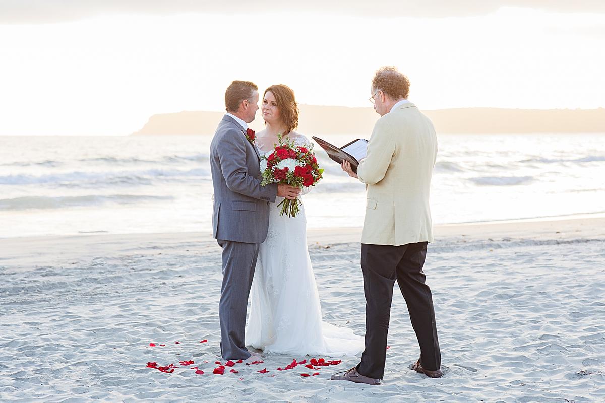 Coronado Family Photography | Vow Renewal