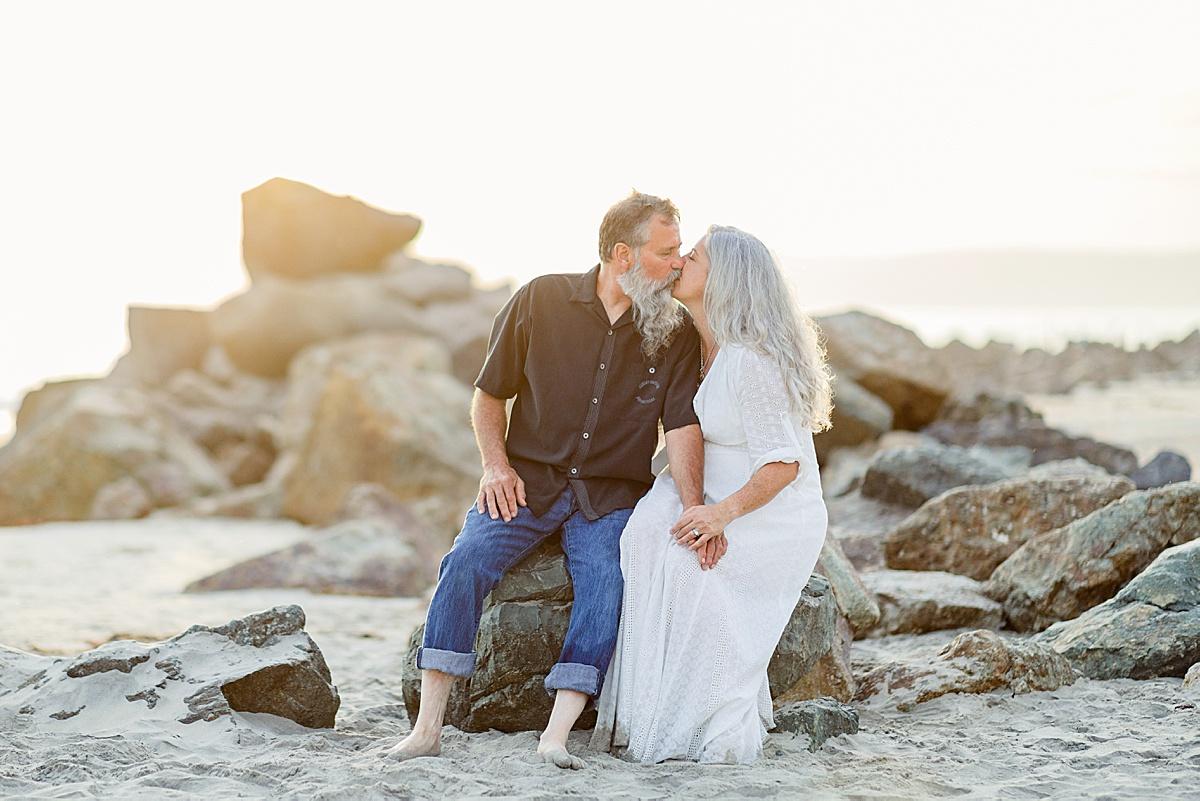 Marriage Goals | San Diego Elopement Vow Renewal