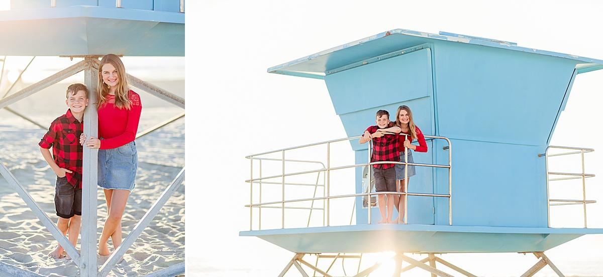 San Diego Photographers | Coronado Christmas