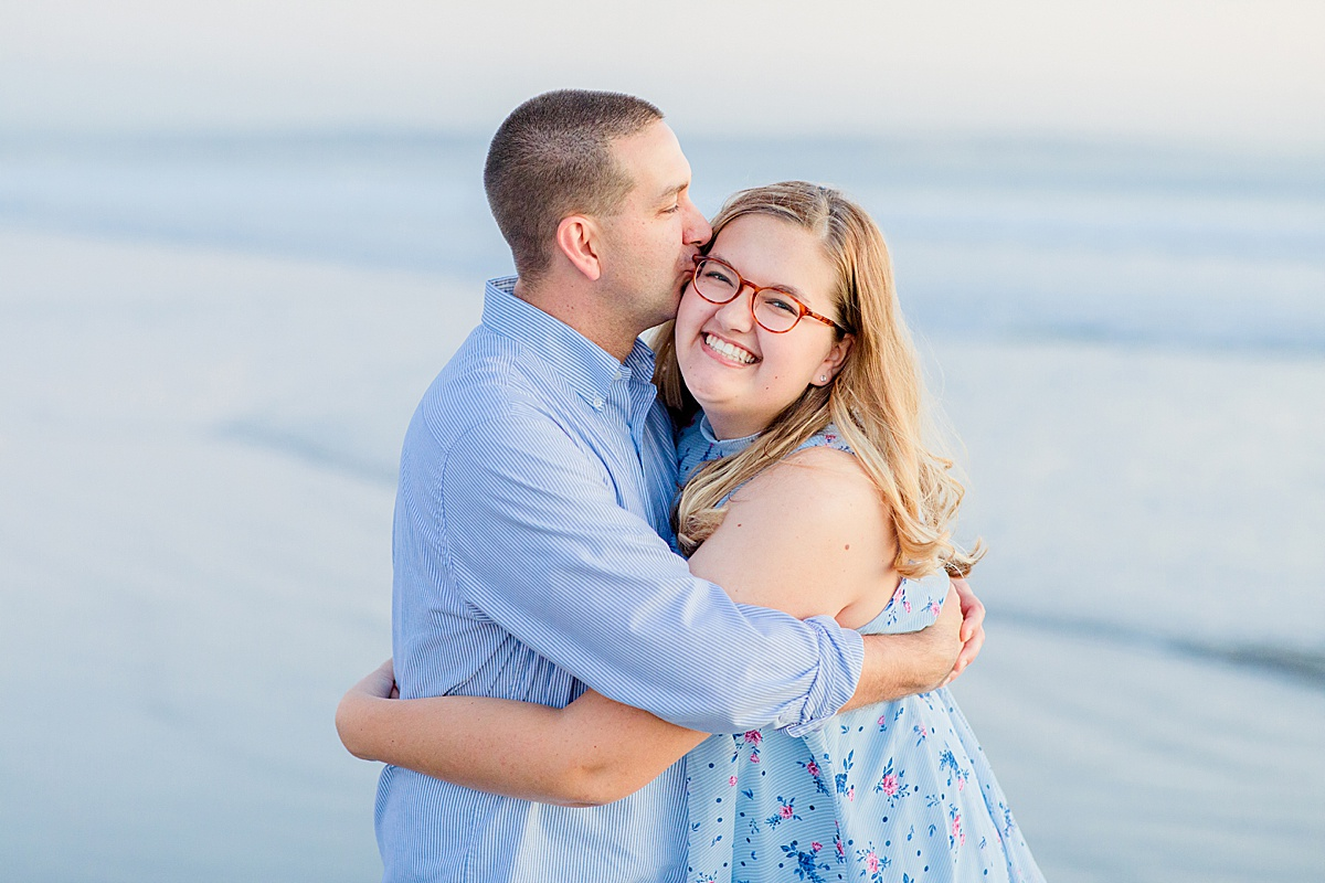 Father-Daughter Photos at the Hotel del Coronado | San Diego Beach Photos