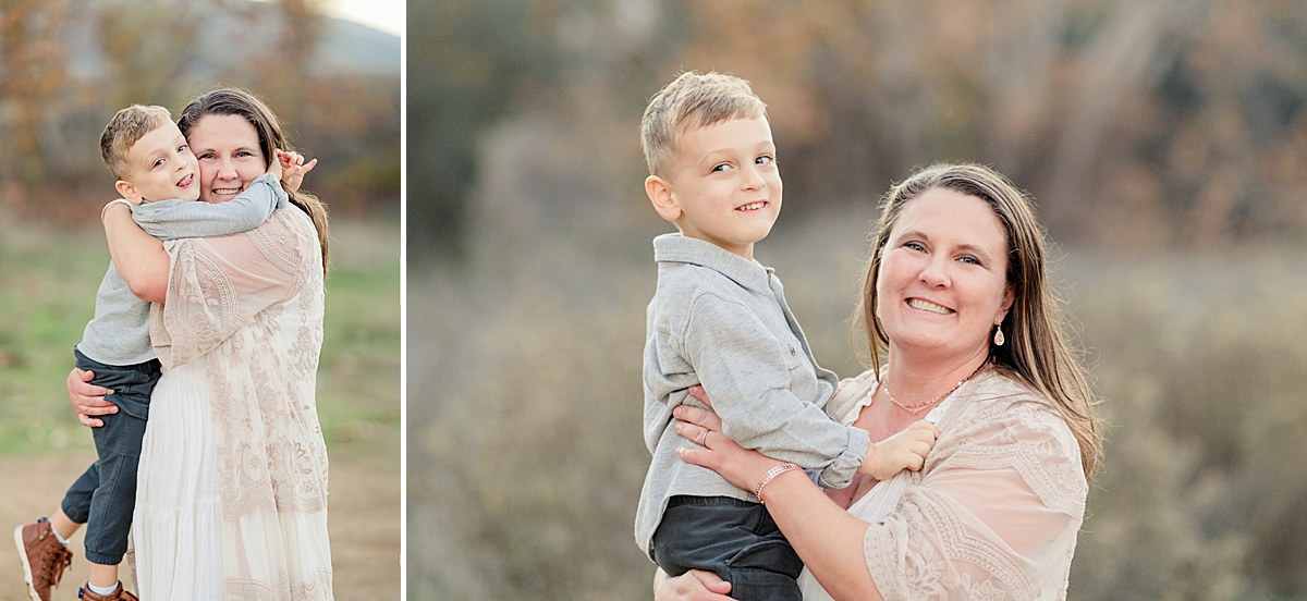 Mother and Son Photos